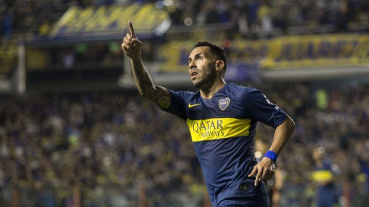 Carlos Tevez, contundente sobre su futuro en Boca