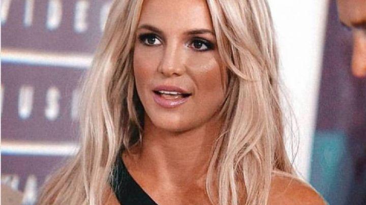 ¿Cómo un barril? Britney Spears aparece en la pileta y luce irreconocible... ¡Qué horror!