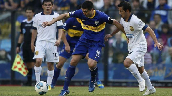 El tremendo historial entre Boca y Rosario Central