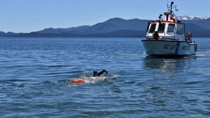 """""""Odisea a bordo en kayak"""": Rescate con final feliz en Bariloche"""