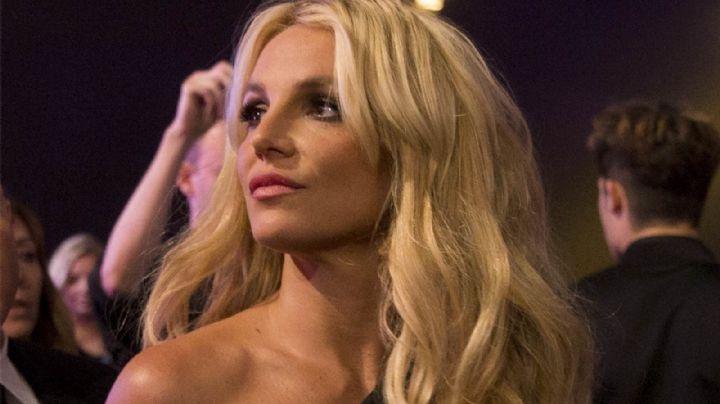 ¡Ups! Britney Spears fue pillada por un paparazzi como sus fans no imaginaban ¡No lo podrás creer!