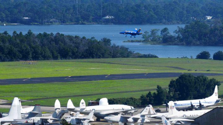 Reportan en Estados Unidos un segundo ataque a una base naval