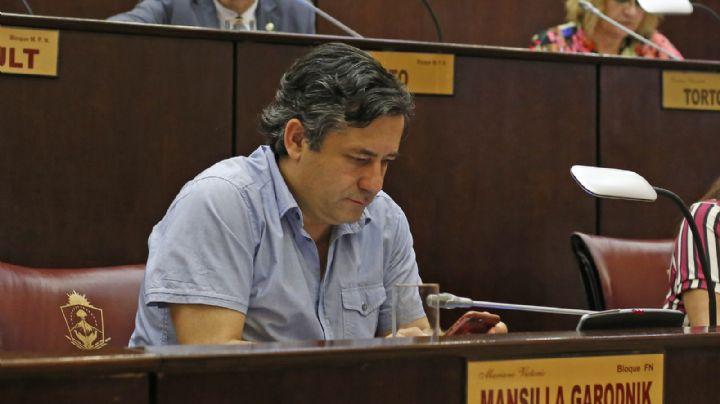 Un diputado saliente de la legislatura de Neuquén se negó a recibir un regalo pero ¿por qué?