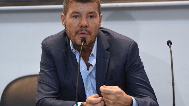Tinelli se metió de lleno en las elecciones de Boca