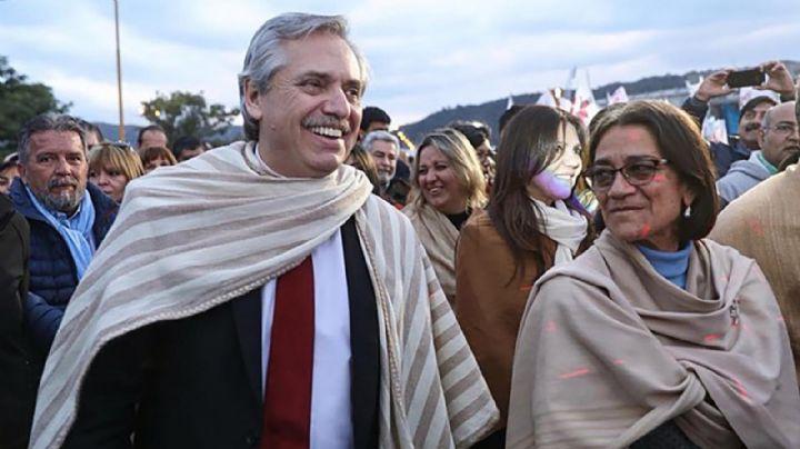 """Alberto Fernández pidió que """"pensemos juntos cómo poner fin a la pobreza y a la miseria"""""""