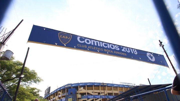 Las primeras novedades de las elecciones en Boca con denuncias
