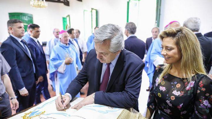 """Fernández coincidió con la Iglesia: """"Llegó la hora de estar juntos para siempre"""""""