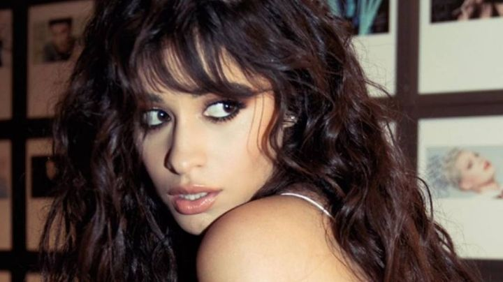 """""""¡Demasiado!"""" Camila Cabello se agachó y lo dejó ver todo ¿Qué tal sus atributos?"""