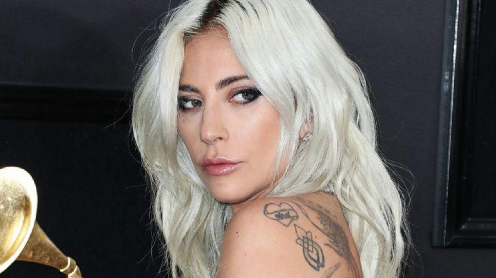 """""""¡De piernas abiertas!"""" La postal de Lady Gaga que causa furor en Instagram ¿Ya la viste?"""
