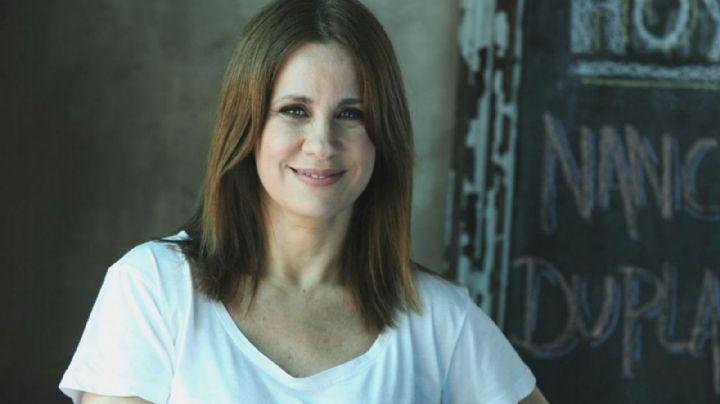 Nancy Dupláa publica una foto que enamora a todos ¡Mirá qué hermosa!