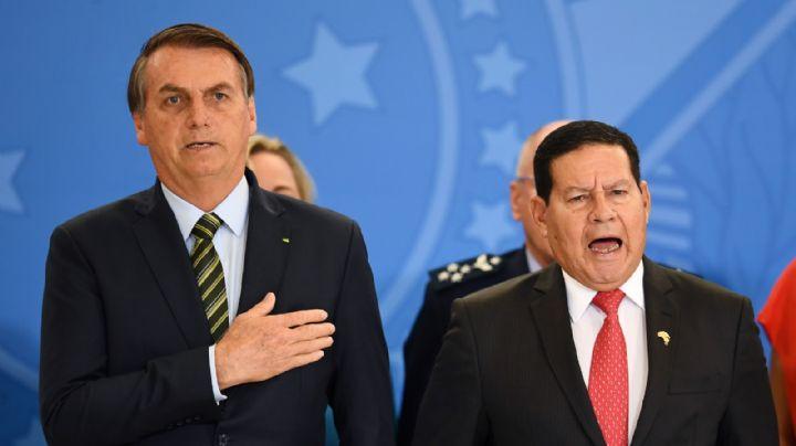Que sí, que no: Bolsonaro da marcha atrás y envía a su vicepresidente a la asunción de Fernández