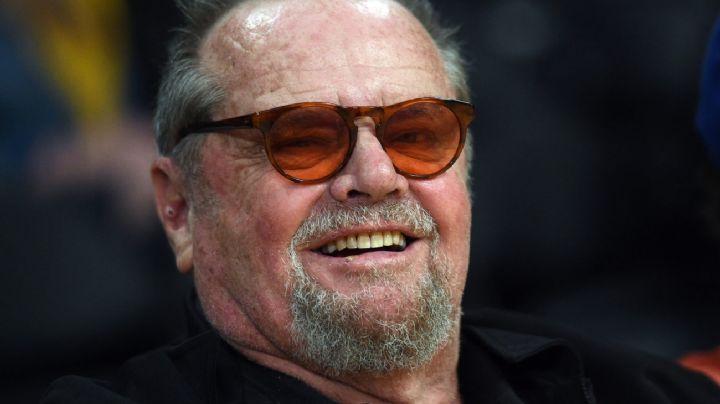 ¡No podrás creerlo! Fotos revelan la alocada vida que tiene Jack Nicholson ahora