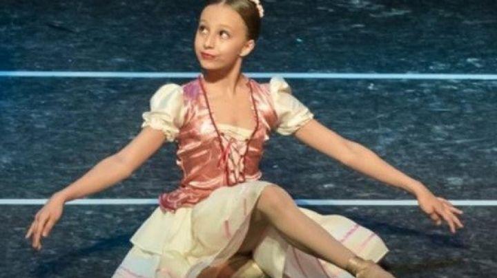 La emotiva historia de la bailarina de 12 años que ya es promesa mundial