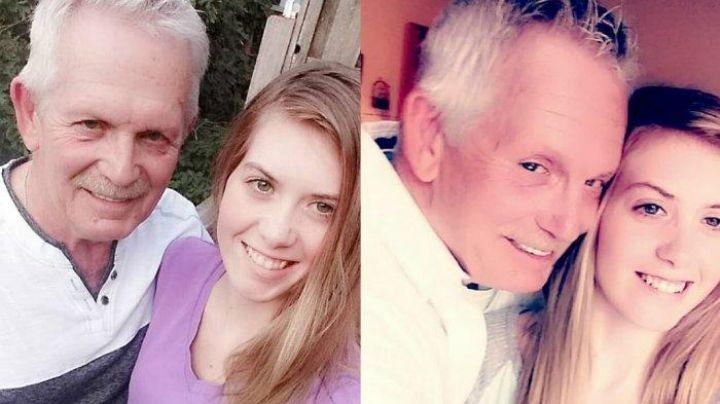 """""""Me molesta que lo llamen pedófilo"""": tiene 19 años y se casó con un hombre de 62"""