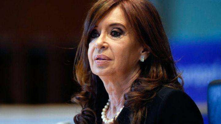 """""""Hoy cumpliría años Néstor y yo debería estar en Río Gallegos"""", dijo  Cristina"""