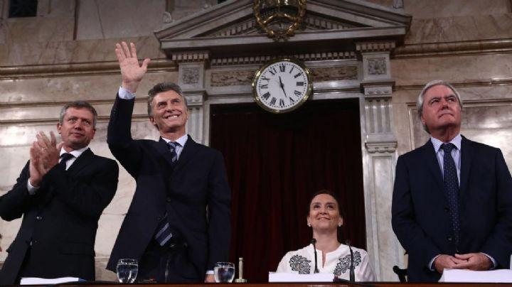 Apertura de sesiones: Macri hablará de la obra pública y la inseguridad