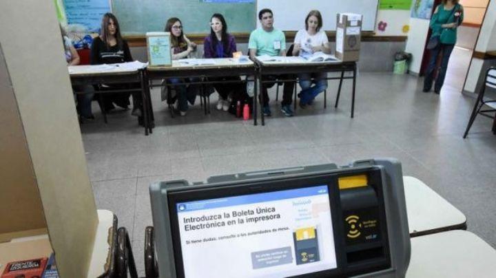 Elección en Neuquén: Seguí on line los resultados de la votación