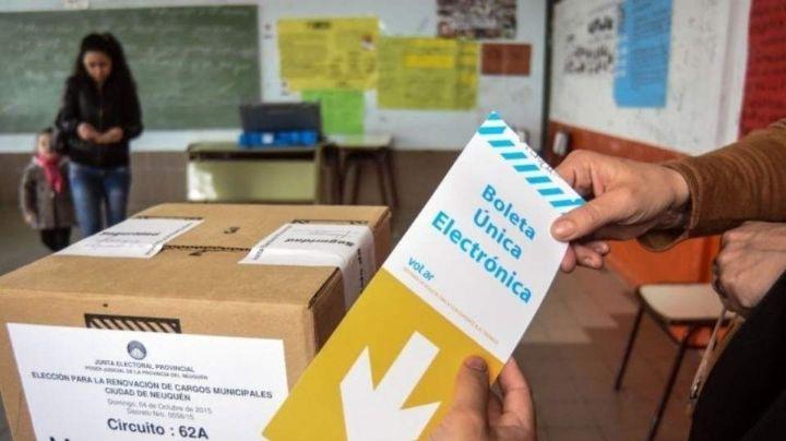 Elecciones: ¿Cómo y hasta cuándo justificar el faltazo?