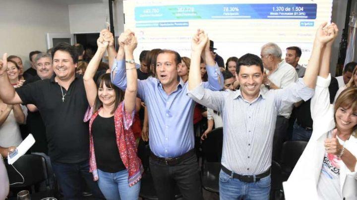 """Gutiérrez, tras la reelección: """"Es el día en el que ganó Neuquén"""""""