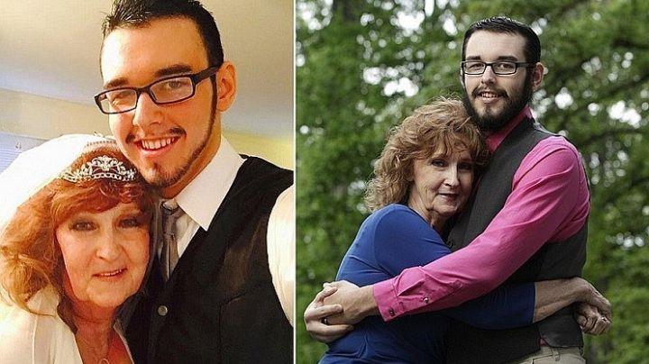 Ella tiene 72, él 19 : La historia de un amor sin barreras que es furor en las redes