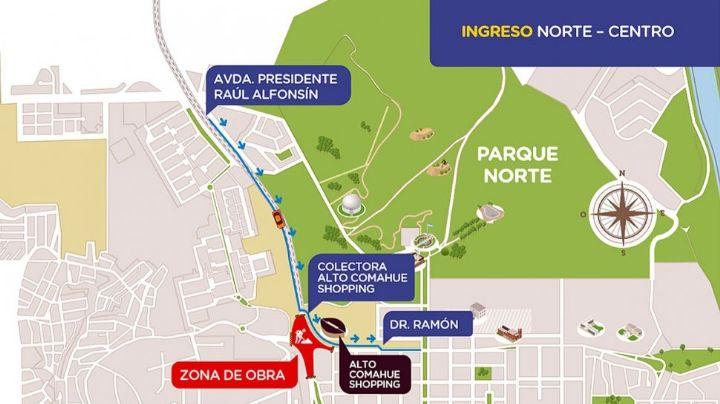 """8 meses de """"caminos alternativos"""" para salir y entrar a Neuquén"""