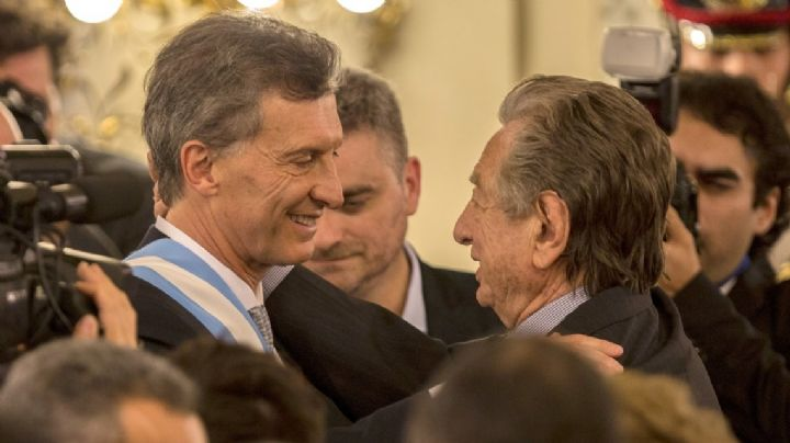 Murió Franco Macri, el padre del Presidente