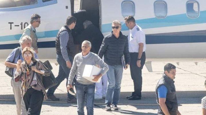 Macri interrumpe sus vacaciones por la muerte de su padre