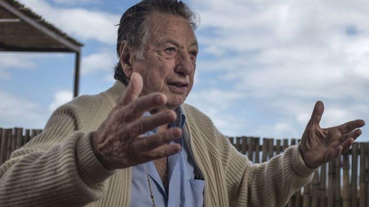 Mauricio Macri despidió los restos de su padre