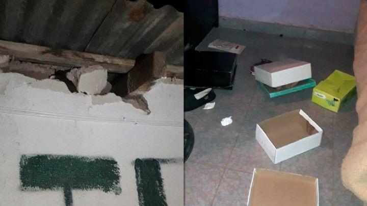 Fuerte sismo sacudió Sauzal Bonito y se hizo sentir en la capital