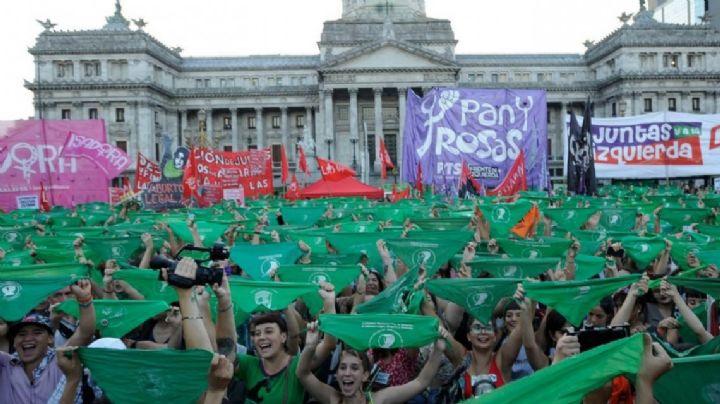 Vuelve en mayo al Congreso el proyecto de Legalización del aborto