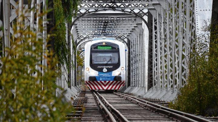 Reanuda el servicio el Tren del Valle