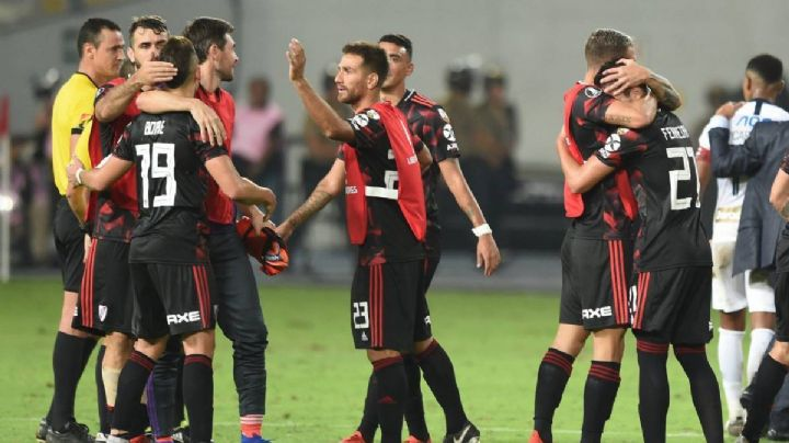 River Plate terminó segundo en el Grupo A de la Copa Libertadores
