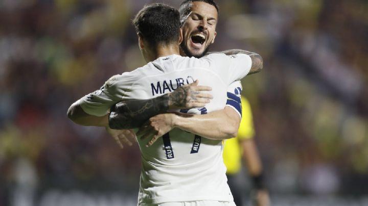 """"""" Somos Boca y tenemos que ganar en todos lados """""""