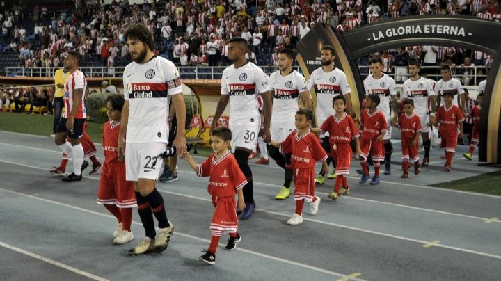San Lorenzo, a octavos con registro récord en la Libertadores