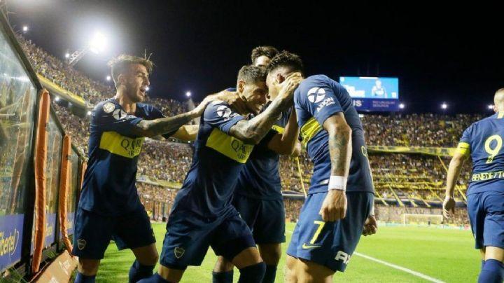 Boca Juniors con un equipo alternativo enrentará a Godoy Cruz