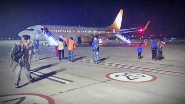 Pasajeros varados 10 horas en el aeropuerto de Neuquén
