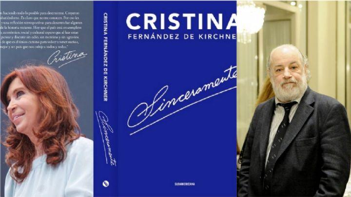 Bonadío ordenó embargar a Cristina Kirchner las ganancias obtenidas de su libro