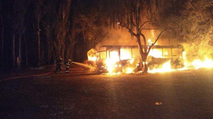 Añelo: Grave incendio en un depósito de una empresa