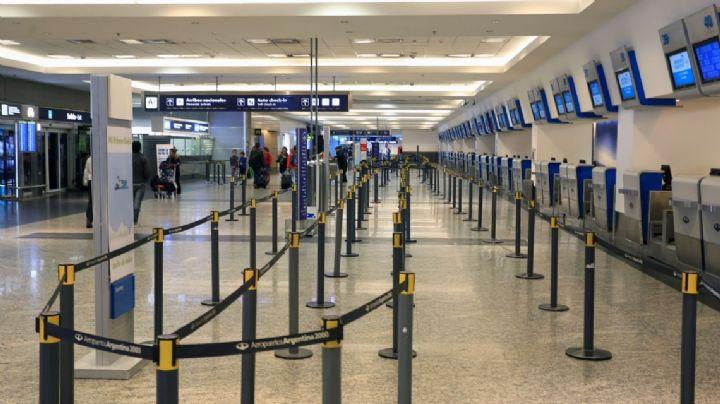 La semana que viene podría no haber vuelos por un paro de Aeronavegantes