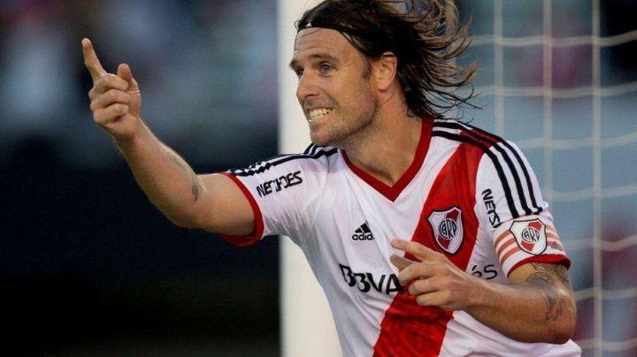 """Me gustaría un River vs Boca en la Copa Libertadores"" : Fernando Cavenaghi"