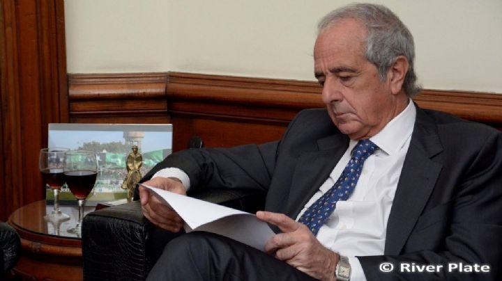 """Ni Gallardo ni Francescoli me pidieron a Walter Montillo"" : D'Onofrio"