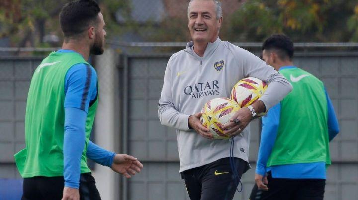 Gustavo Alfaro analizó el triunfo de Boca Juniors ante Vélez Sarsfield