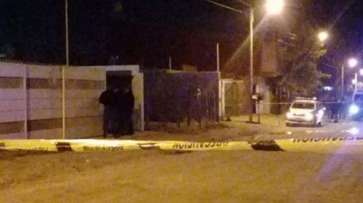 Atroz femicidio conmociona al barrio Huiliches