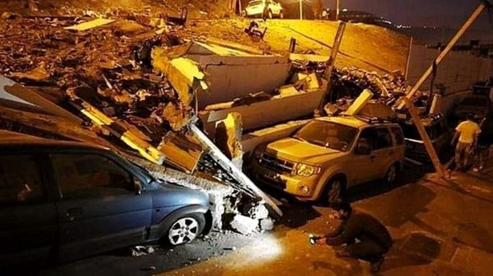 Fuerte sismo de 8º en Perú sacudió a Brasil, Ecuador y Colombia