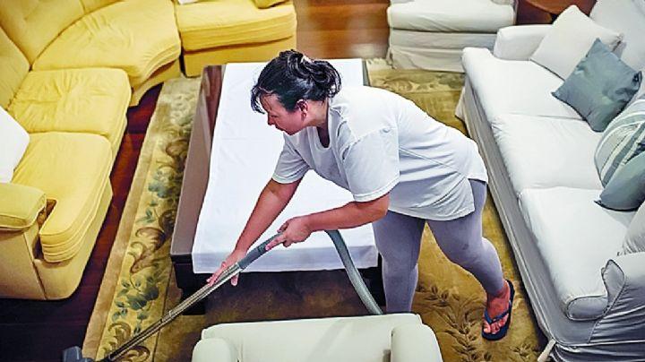 Empleadas domésticas venezolanas, víctimas de explotación laboral