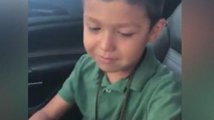 La broma de una mamá a un hijo que se hizo viral. VIDEO