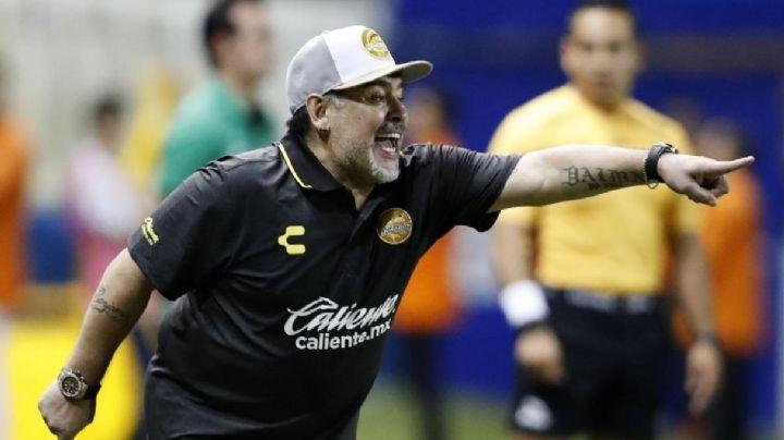 ¿Vuelve Maradona a la Superliga?