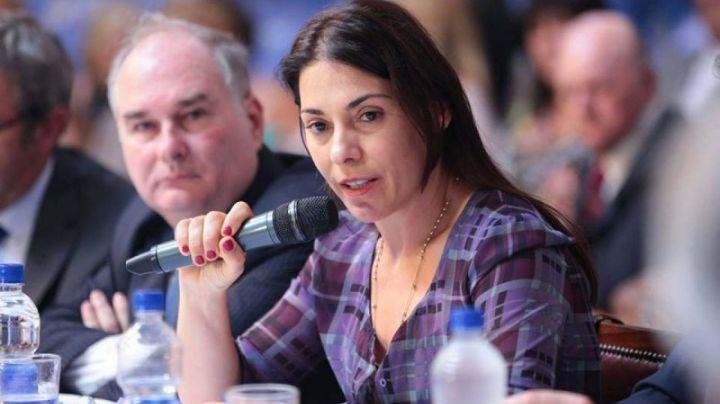 Lucila Crexell pegó el portazo en el MPN y se fue con Pichetto