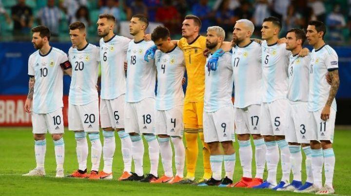Copa América 2019: Argentina vs Qatar