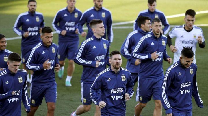 Luego de 40 partidos, la Selección Argentina repetiría el mismo equipo titular